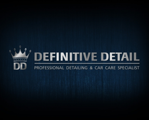 Definitive Detail Logo Design