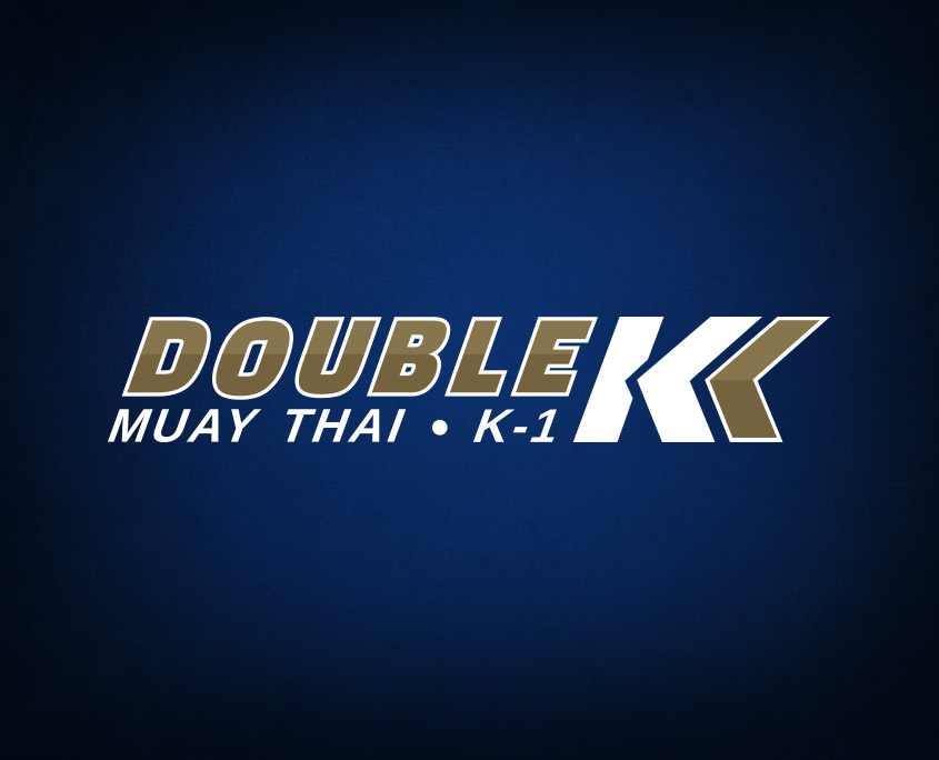 Double K Gym Logo Design
