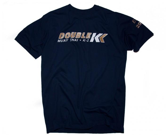 Double K Gym T-shirt Design