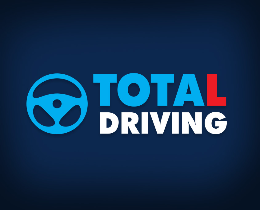 Total Driving Logo Design