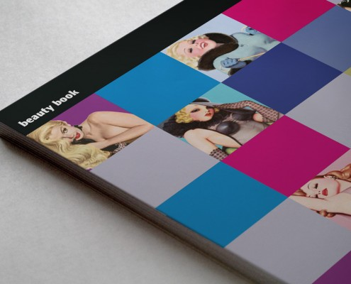 Ciate Brochure Design