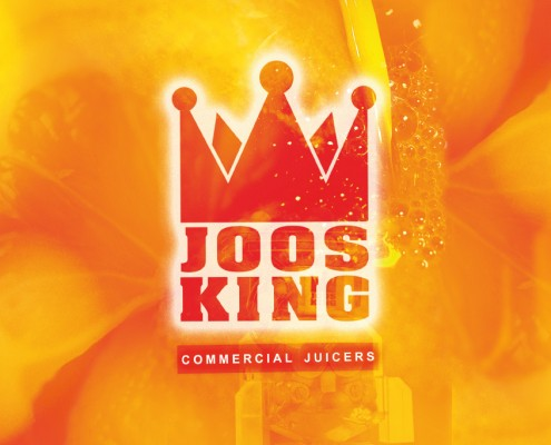 Joos King Logo Design