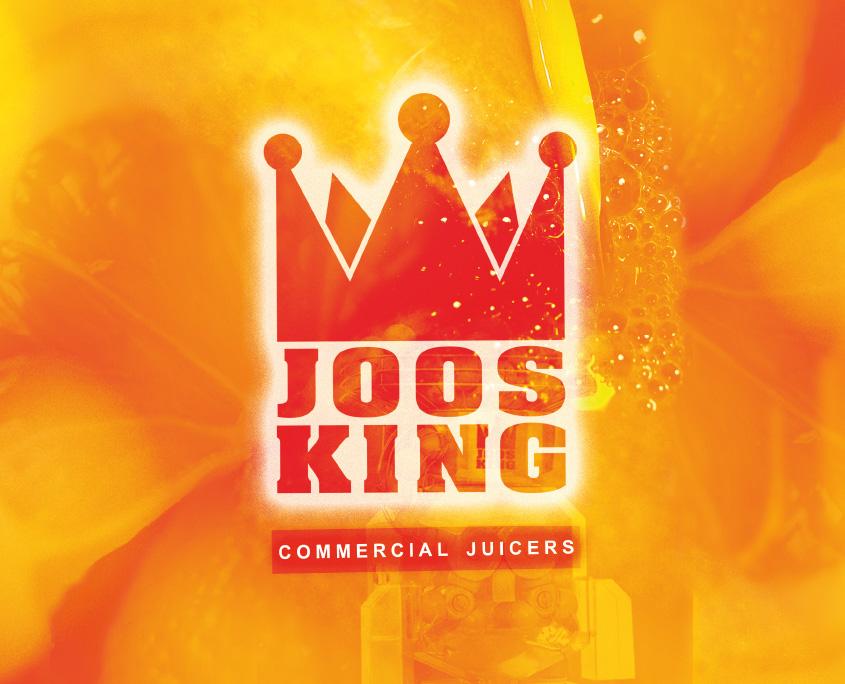 Joos King Logo Design