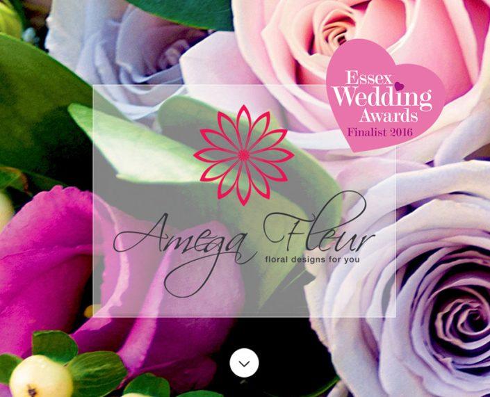 Amega Fleur Web Design