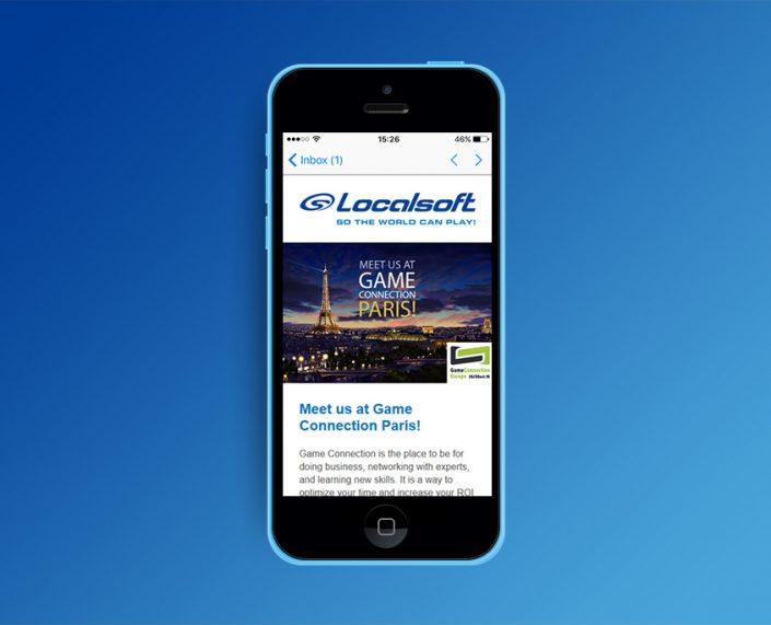 Localsoft Email Design