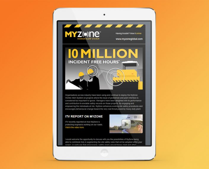MyZone Email Design
