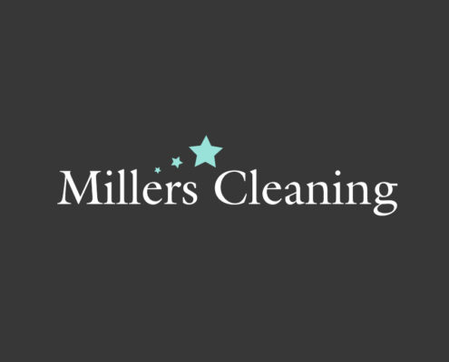Millers Cleaning Logo Design Orpington