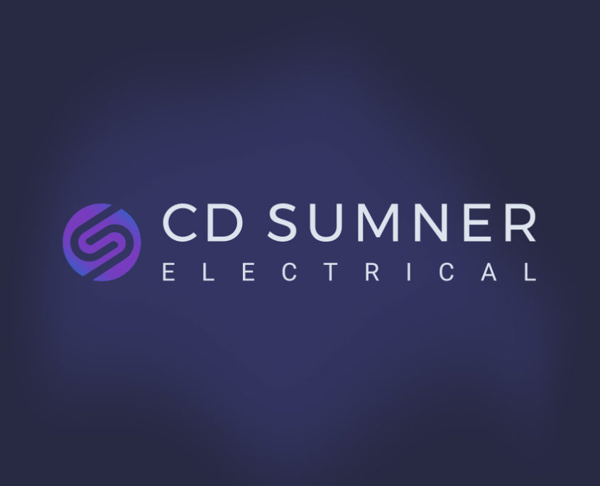 CD Sumner Electrical Logo Design