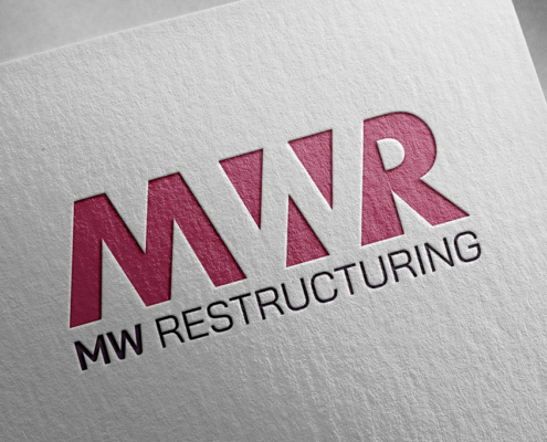MW Restructuring Logo Design Orpington