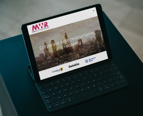 MW Restructuring Web Design Orpington