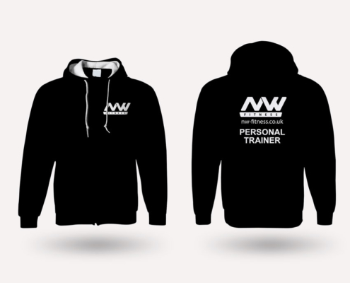 NW Fitness Hoodie Design Orpington