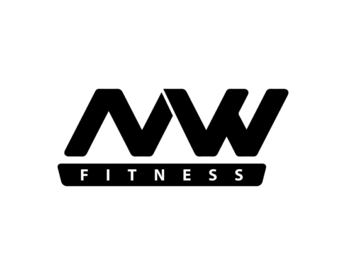 NW Fitness Logo Design Orpington